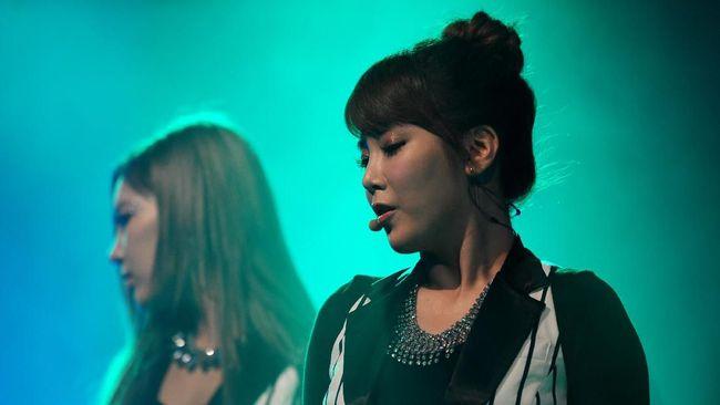 Sejumlah idol serta artis Korea Selatan memberikan bantuan untuk mencegah penyebaran virus corona, salah satunya Hyomin T-ara.