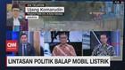 VIDEO: Lintasan Politik Balap Mobil Listrik