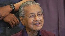 Mahathir Bantah Dukung Anwar Ibrahim Bentuk Pemerintahan Baru