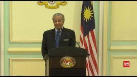 VIDEO: Mahathir Mohamad Undur Diri dari PM Malaysia
