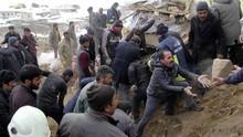 Korban Gempa Turki-Yunani Bertambah, 14 Tewas, 419 Luka