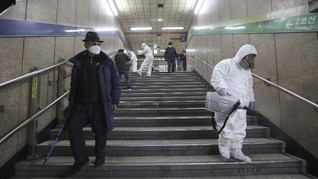 Polling: WNI Enggan ke Korsel & Jepang Karena Virus Corona