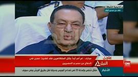VIDEO: Husni Mubarak Tutup Usia di 91 Tahun