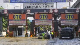 Dirut Jasa Marga soal Banjir di Tol: Kami Sudah Bersihkan Tol