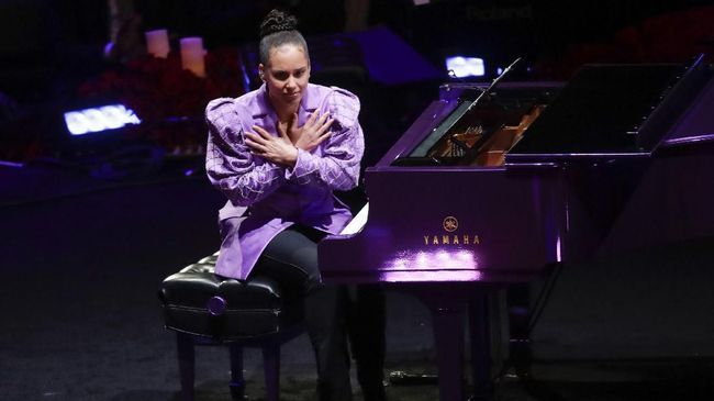 Solois asal Amerika Serikat, Alicia Keys, akan merilis album terbaru bertajuk ALICIA pada Jumat (18/9) mendatang.
