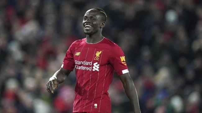 Jelang Liverpool vs Palace, Mane Senjata Rahasia The Reds