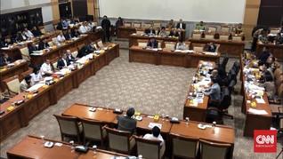 DPR-Menkumham Lanjutkan Pembahasan RKUHP dan RUU PAS