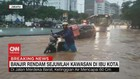 VIDEO: Banjir Rendam Sejumlah Kawasan di Jakarta
