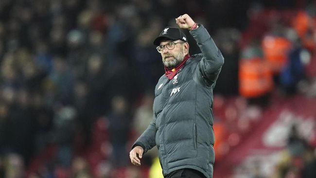 Pelatih Liverpool Jurgen Klopp tak mau terlalu membahas keberhasilan Liverpool menyamai dua rekor hebat di Liga Inggris.
