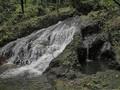 Pesona Air terjun Batang Koban di Riau