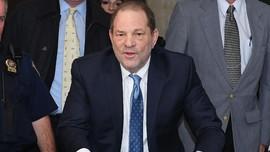 Isolasi Penjara, Kondisi Harvey Weinstein Membaik dari Corona