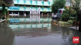Anies Sebut Ada 375 Sekolah Terdampak Banjir Jakarta