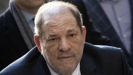 Harvey Weinstein Disebut Kena Corona di Penjara