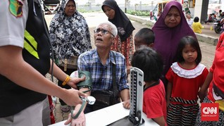 Warga Diminta Lapor Jika Alami Hambatan Layanan Kesehatan