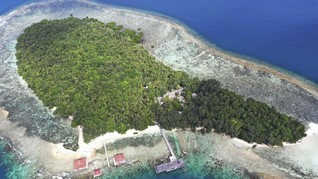 Pulau Sebaru Kecil Disiapkan Jadi RS Darurat Corona