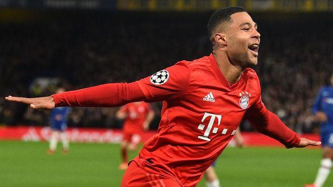 Langkah Chelsea ke babak berikutnya akan terasa berat usai kalah 0-3 dari Bayern Munchen di leg pertama babak 16 besar Liga Champions.