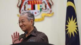 Eks PM Malaysia Mahathir Mohammad Luncurkan Partai Pejuang