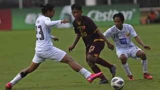 Stadion Ditutup, PSM Belum Latihan Jelang Liga 1