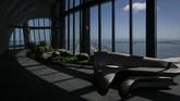 One Thousand Museum merupakan kondominium mewah karya mendiang arsitek legendaris Zaha Hadid di jantung kota Miami.