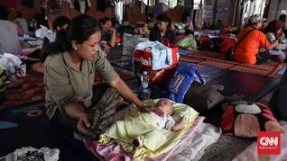 DKI Akan Siapkan Pengungsian Banjir 2 Kali Lipat Saat Pandemi