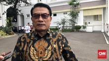 Moeldoko Bela Jokowi Berani Ambil Kebijakan Non Populis