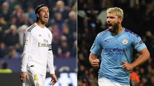 Sedikitnya tiga duel kunci bisa tersaji pada leg pertama babak 16 besar Liga Champions antara Real Madrid vs Manchester City.