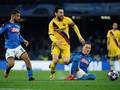 Cegah Corona, Barcelona vs Napoli Digelar Tanpa Penonton