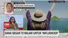 VIDEO: Dana Segar 72 Miliar Untuk 'Influencer'
