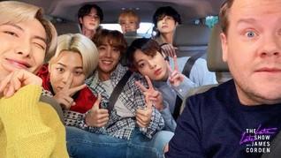 BTS Masih Bikin Gemas Jutaan Turis di Korea Selatan