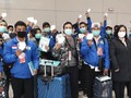 Kemenkes Sebut WNI di Seoul Sulit Dapat Masker