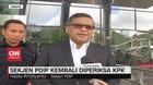 VIDEO: Hasto Kristiyanto Kembali Diperiksa KPK
