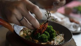 FOTO: Ketika Jamur Tumbuh Subur Berkat Bir