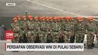 VIDEO: Persiapan Observasi WNI di Pulau Sebaru