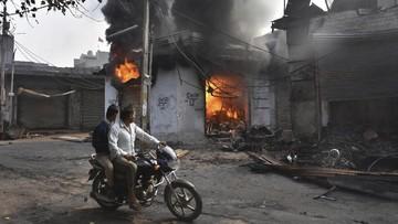 India Memanas karena UU 'Anti Muslim', 32 Orang Meninggal