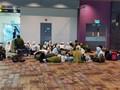 151 Jemaah Umrah Palembang Tertahan di Singapura