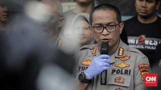 Ledakan di Menteng, Polisi Minta Masyarakat Tak Khawatir