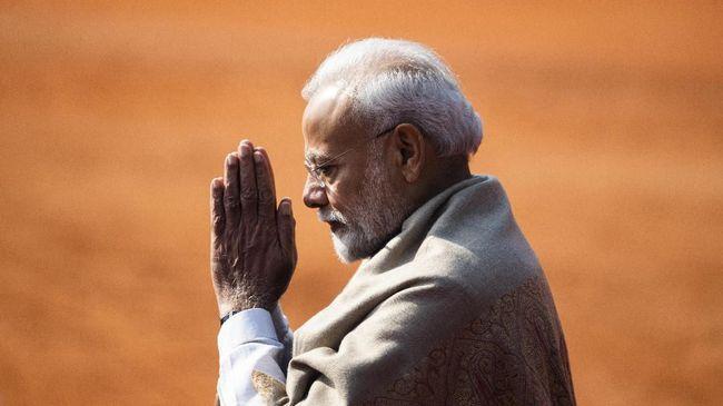 Perdana Menteri India Narendra Modi akhirnya muncul dan mengatakan dia merasakan penderitaan semua orang India yang berjuang melawan pandemi.