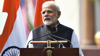 Akun Twitter PM India Narendra Modi Diretas