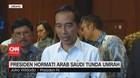VIDEO: Presiden Jokowi Hormati Arab Saudi Tunda Umrah