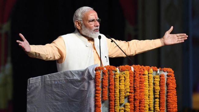 PM India Narendra Modi berencana mengerahkan pasukan ke wilayah perbatasan dengan China setelah ketegangan kembali pecah pada Sabtu (15/8).