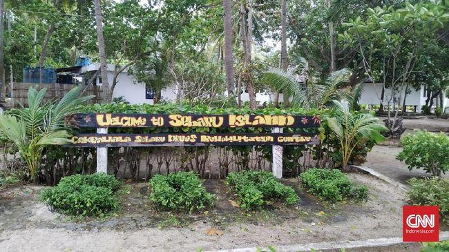 Sebaru Kecil, sebuah pulau tak berpenghuni yang jadi tempat obeservasi WNI ABK World Dream. Pulau ini dulunya juga pernah jadi tempat rehabilitasi narkoba.