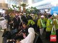 7 Penerbangan Umrah Masih Bisa Mendarat di Arab Saudi