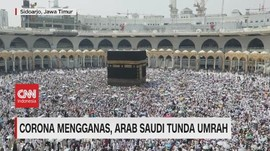 VIDEO: Corona Mengganas, Arab Saudi Tunda Umrah