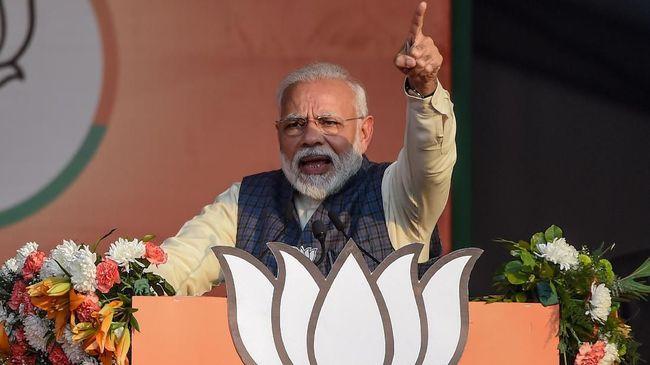 PM India Narendra Modi masih dianggap pendukungnya sebagai Superman dan malaikat suci meski ia gagal menjaga negaranya dari gelombang dua corona.