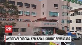 VIDEO: Darurat Corona, KBRI Seoul Tutup