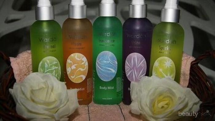 Review: Temukan Varian Parfum Body Mist Wardah yang Paling 'Kamu Banget' di Sini!