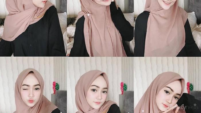 Tak Selalu Diikat Tutorial Hijab Untuk Wisuda Ini Akan Bikin Penampilanmu Beda