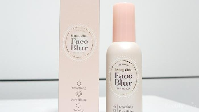 Review Pengguna: Etude House Beauty Shot Face Blur