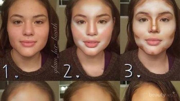 Cara Mudah Makeup Dengan Highlighting & Contouring