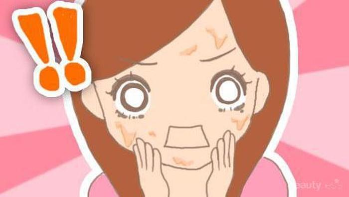 5 Poin Penting untuk Mencegah Make-Up Luntur!